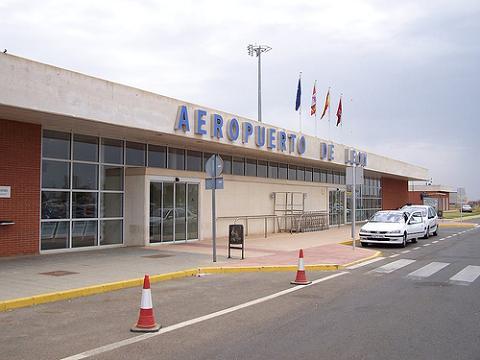 Inaugurada la nueva terminal del aeropuerto de León