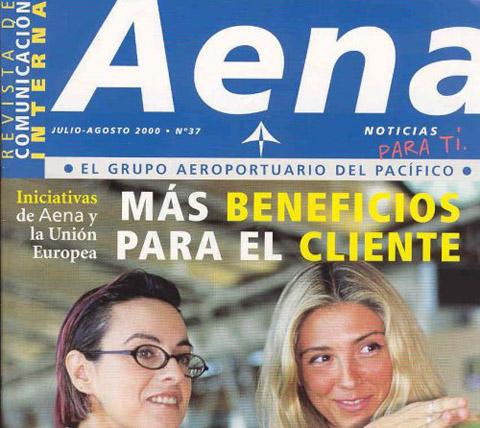 La mala gestión y la deuda de Aena