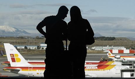 Cancelados los vuelos a Lisboa por la huelga general lusa