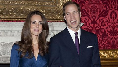Se esperan 600.000 turistas en Londres por la boda del príncipe Guillermo