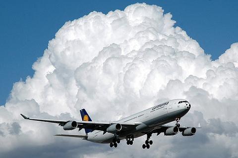 Lufthansa operará con biocombustible