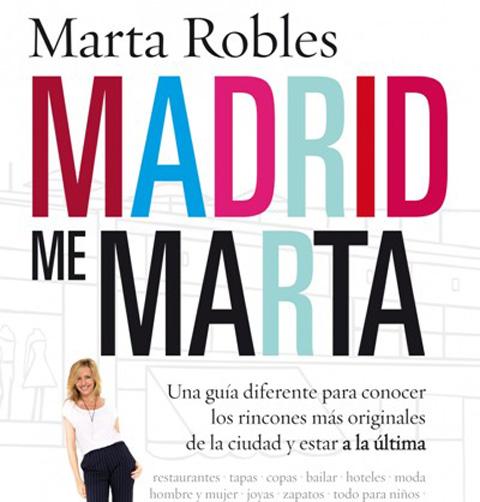 Madrid me Marta, una guía diferente de Madrid