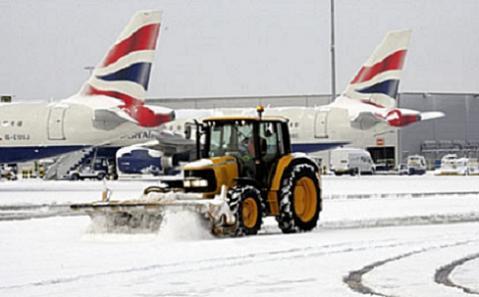 Se normaliza el tráfico aéreo en Europa