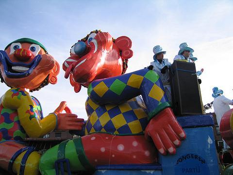 Este año Carnaval es en marzo