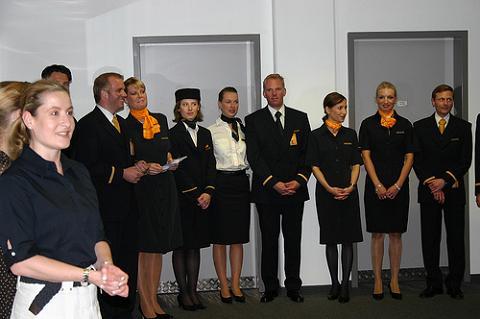 Lufthansa ofrece 4.000 puestos de trabajo