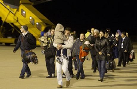 Aerolíneas europeas suspenden vuelos a Libia