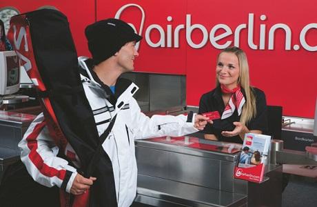 Air Berlin permite desde ahora hacer reservas para el invierno de 2012