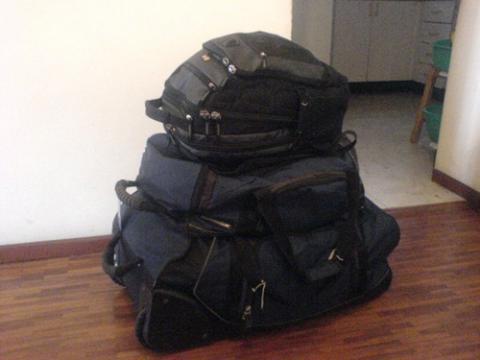 Para no perder el equipaje