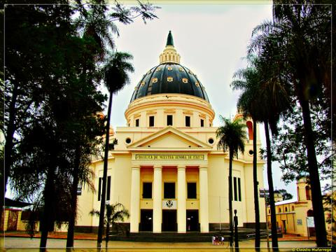 Diferentes destinos históricos religiosos