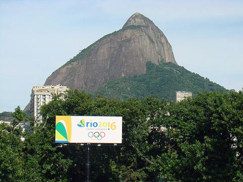Logo de los Juegos Olímpicos Río de Janeiro 2016