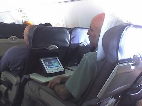 Compañeros de viaje molestos