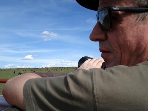 Destinos para ir de safari