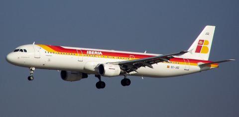 Iberia sancionada