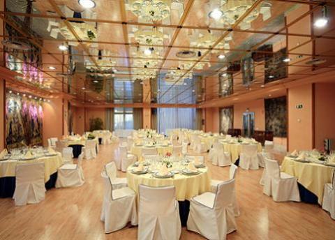 Celebrar la boda en un hotel