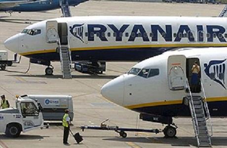 Ryanair reanuda sus conexiones a Francia, Italia, Irlanda y Dinamarca