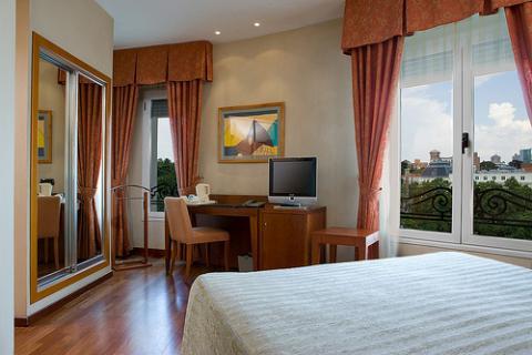 Hoteles y medio ambiente