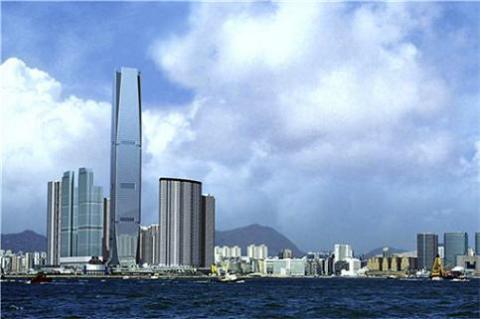 Ritz Carlton inaugura el hotel más alto del mundo