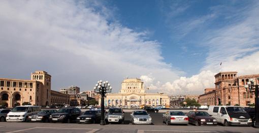 Armavia une España y Armenia