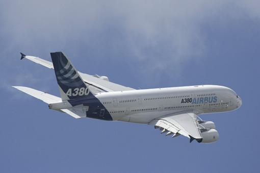 Destinos a los que volar en el A380