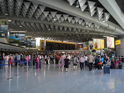 algunos aeropuertos cuentan con retraso