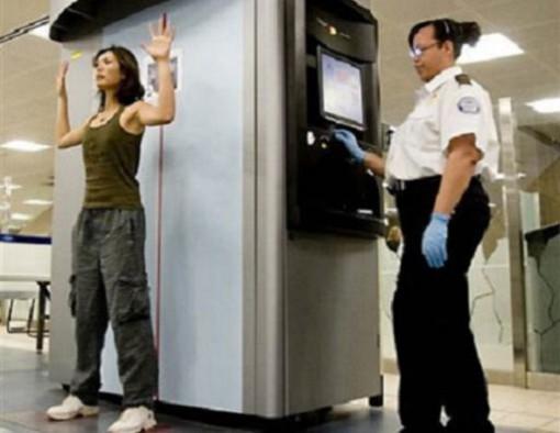 Europa aprueba el uso de escáneres corporales
