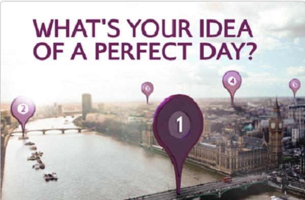 Comparte tu día ideal con British