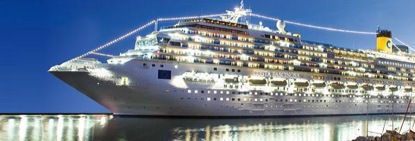 Novedades en Costa Cruceros para 2012