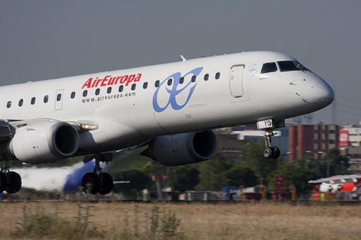 Los pilotos de Air Europa en huelga el 22 de septiembre