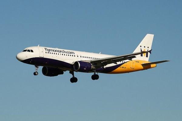 Monarch amplía sus vuelos desde Barcelona