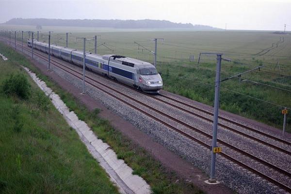 Con precios similares los europeos prefieren el tren