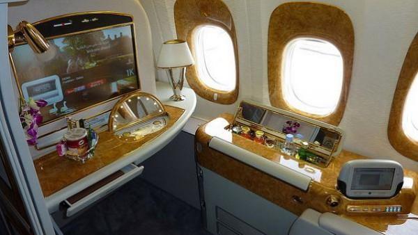 El lujo más accesible con Emirates