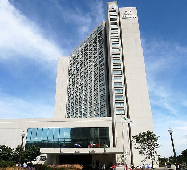 La crisis no parece afectar a la cadena Hilton