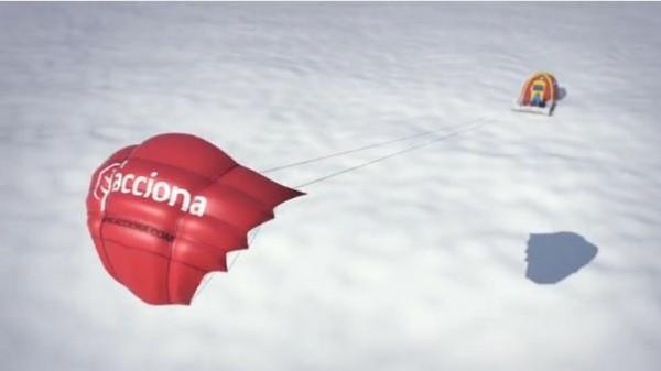 Acciona impulsa la primera expedición libre de emisiones al Polo Sur