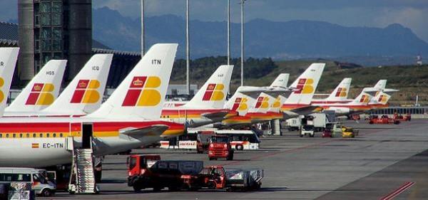Huelga en diciembre en Iberia