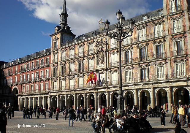 Madrid es elegida