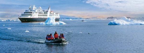Silversea, cruceros de lujo 2012