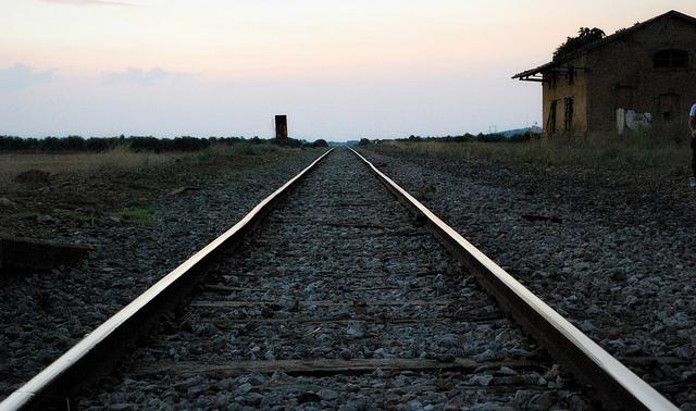 ferrocarriles como una buena alternativa