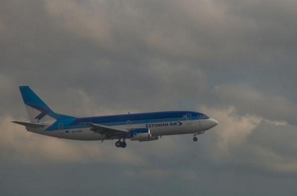 Estonian Air bate records de ventas