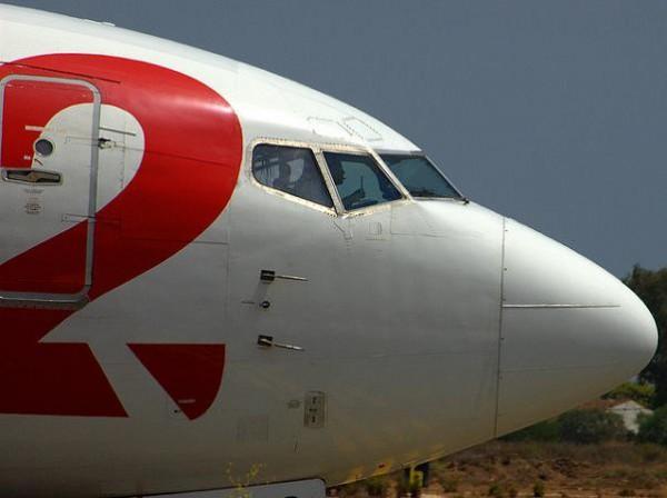 La low cost Jet2.com es mejor que muchas tradicionales
