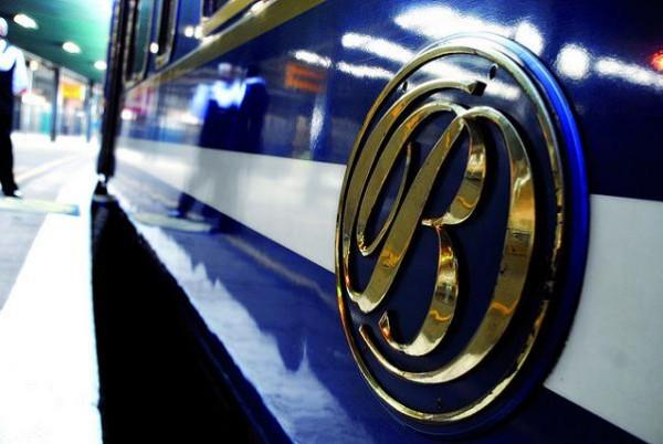 El mejor tren de lujo es el Blue Train
