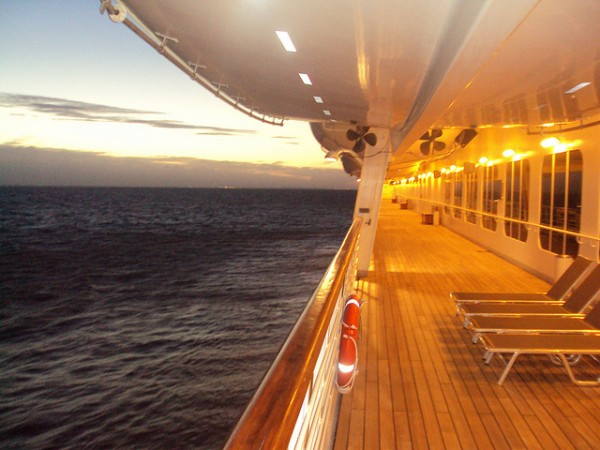Como afectará el naufragio al mercado de cruceros