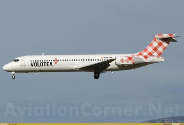 Comienza a operar una nueva aerolínea de bajo coste, Volotea