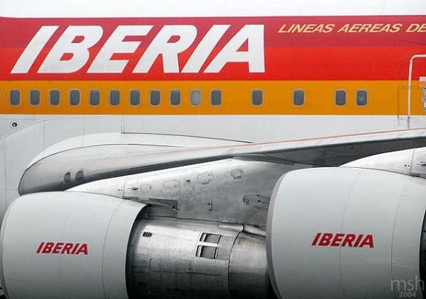 Desconvocados los paros de Iberia