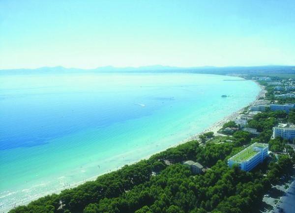 Puerto Alcudia una de las mejores playas del mundo