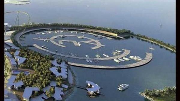 El Madrid inaugurará su isla en Emiratos en 2015