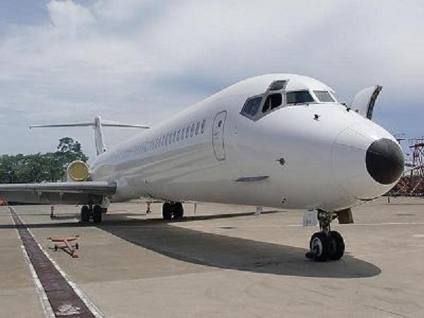 Extremadura despega volará de Badajoz a Mallorca