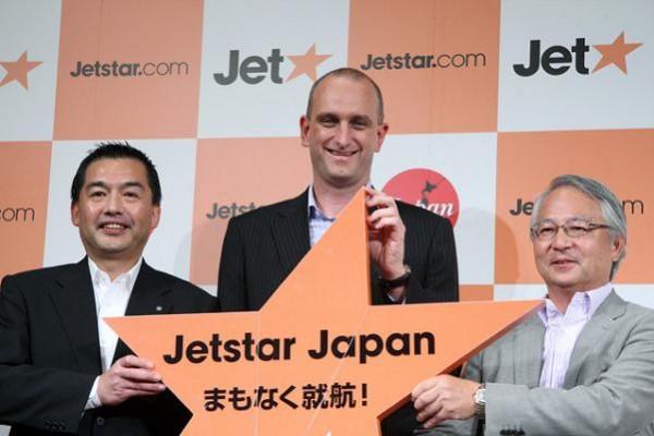 Japan y Jetstar lanzan su low cost