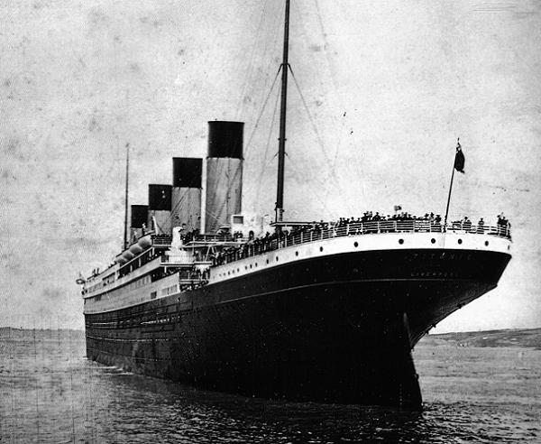 Un australiano construirá el Titanic II