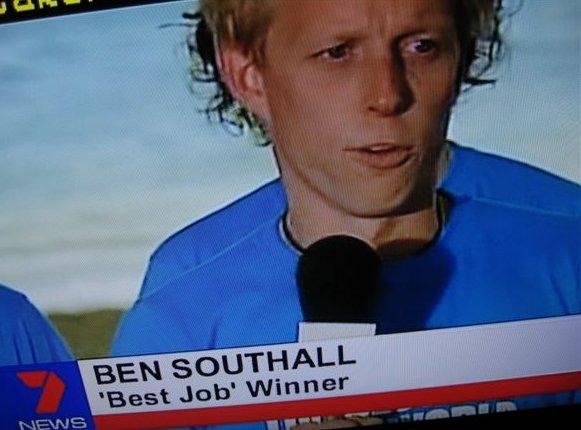 imagen de ben southall