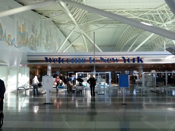 Enfermedades contagiosas en aeropuertos